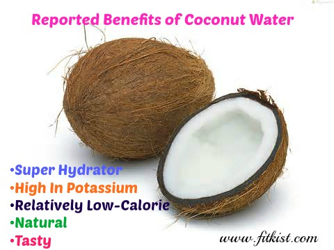 Benefits of Coconut Water